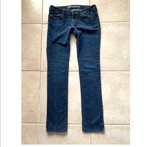 Bullhead Skinny Denim Jeans Size 7 Long